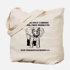 Elephant: This Bag Only Carries Palm Oil Free Prod