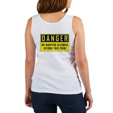 No whuffos Women's Tank Top
