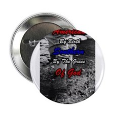 "southern way of life logo 2.25"" Button"