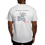 Skydiving Light T-Shirt