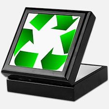 Recycle Keepsake Box
