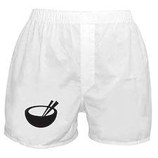 Rice Bowl Boxer Shorts