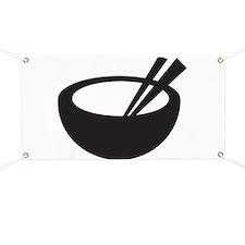Rice Bowl Banner