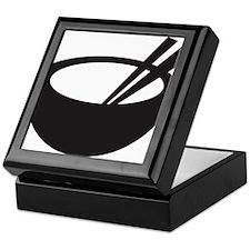 Rice Bowl Keepsake Box
