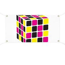 Cube Banner