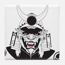 Samurai Tile Coaster