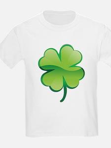 Shiny Shamrock T-Shirt
