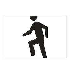 Dancing Guy Postcards (Package of 8)