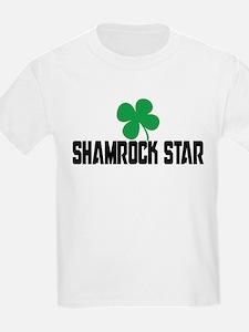 Shamrock Star T-Shirt