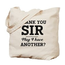 Thank you sir. May I have another Tote Bag