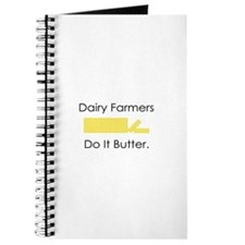 Dairy Farmers Do It... Journal