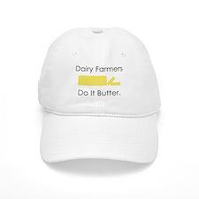 Dairy Farmers Do It... Baseball Cap