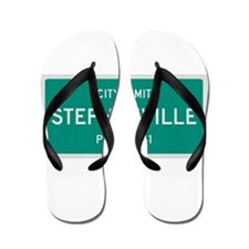 Stephenville, Texas City Limits Flip Flops