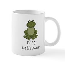 Frog Collector Mug