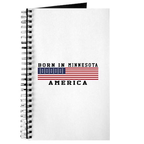 Born In Minnesota Journal