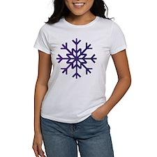 Simple Snowflake T-Shirt