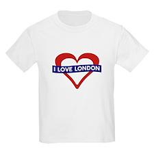 I Love London Kids T-Shirt