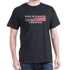 Born In Nebraska T-Shirt