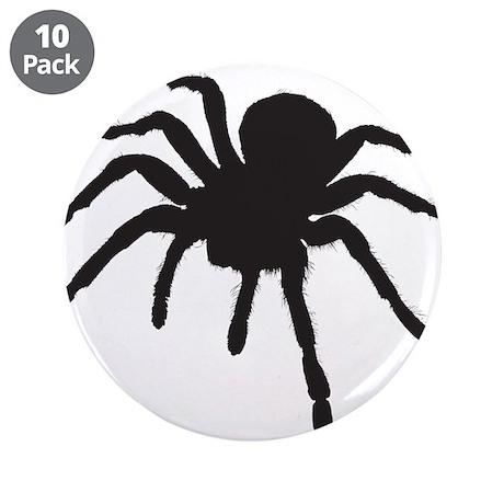 """Spider 3.5"""" Button (10 pack)"""