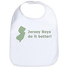 Jersey Boys Bib