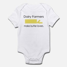 Dairy Farmers Make... Infant Bodysuit