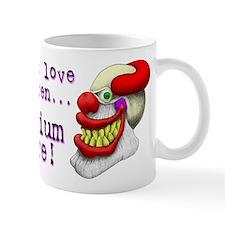 Scary Clowns Mug