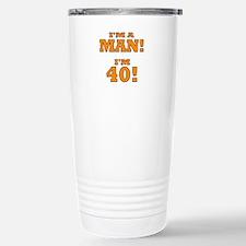 Funny Mike Travel Mug
