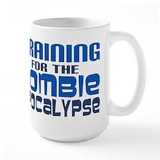Training for Zombie Apocalypse Mug