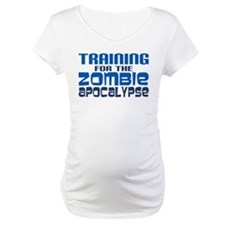Training for Zombie Apocalypse Shirt