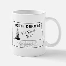 Frack the Bakken Mug