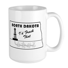 Frack the Bakken Mug