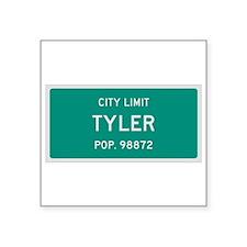 Tyler, Texas City Limits Sticker
