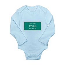 Tyler, Texas City Limits Body Suit