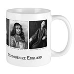 Five Lords North, small mug