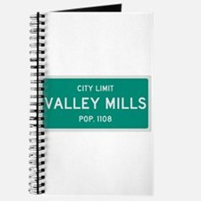 Valley Mills, Texas City Limits Journal