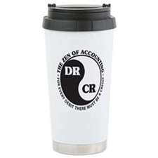 Cute Accountant Stainless Steel Travel Mug