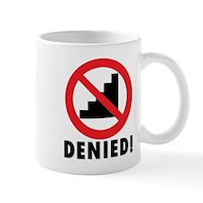 No Stairway Small Coffee Mug