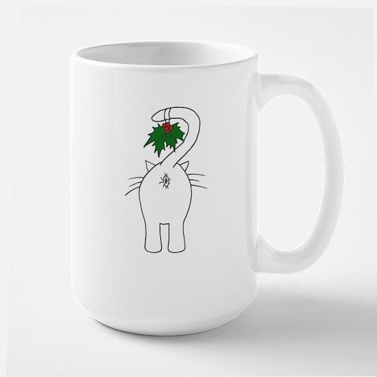Season's Greetings From Our Cat Mug