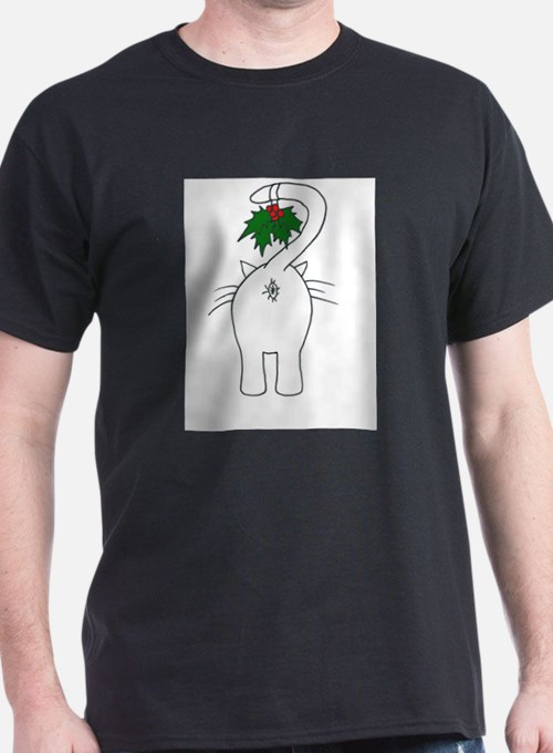 Season's Greetings From Our Cat T-Shirt