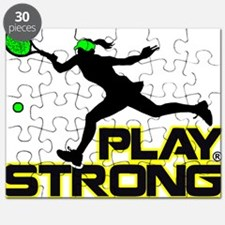 Play Strong Tennis Puzzle