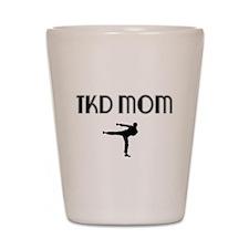 TKD MOM Shot Glass
