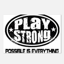 Play Strong Possible Is Everything Postcards (Pack