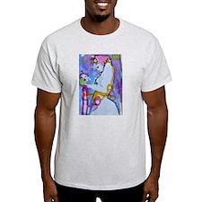 Face to face - Kundalini Lady T-Shirt