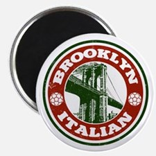 Brooklyn New York Italian Magnet