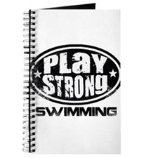 Play Strong Swimming Journal