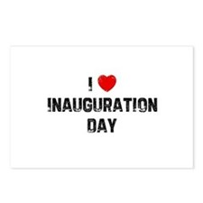 I * Inauguration Day Postcards (Package of 8)