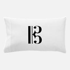 Alto Clef Pillow Case