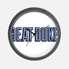 Beat Puke Wall Clock