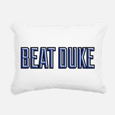 Beat Puke Rectangular Canvas Pillow