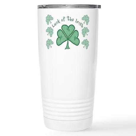 St Pattys Travel Mug
